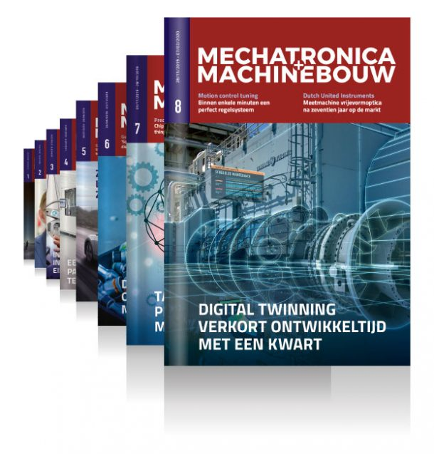 Mechatronica&Machinebouw magazine